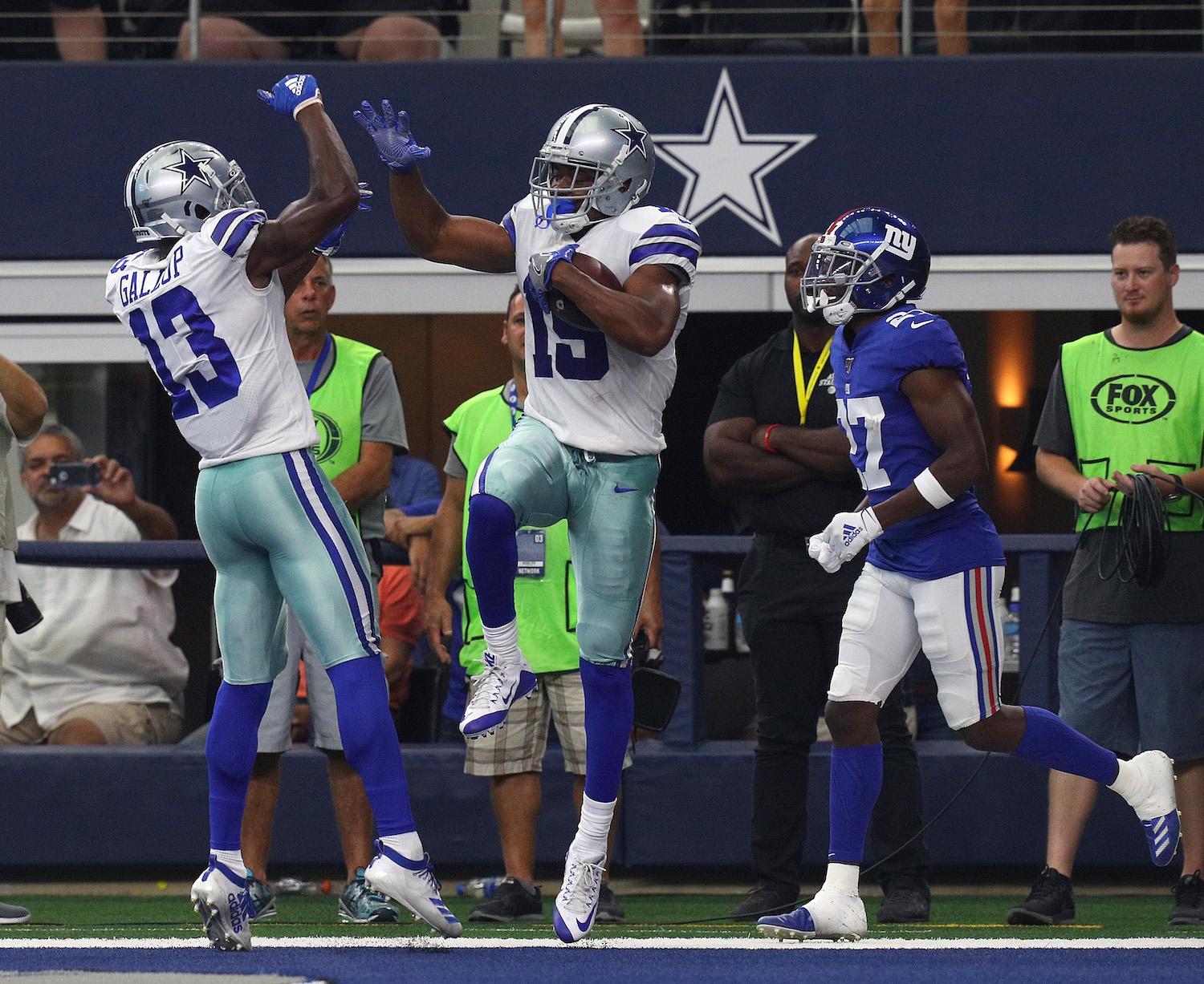 Could 2020 Dallas Cowboys Receivers Be the Best in Franchise History?