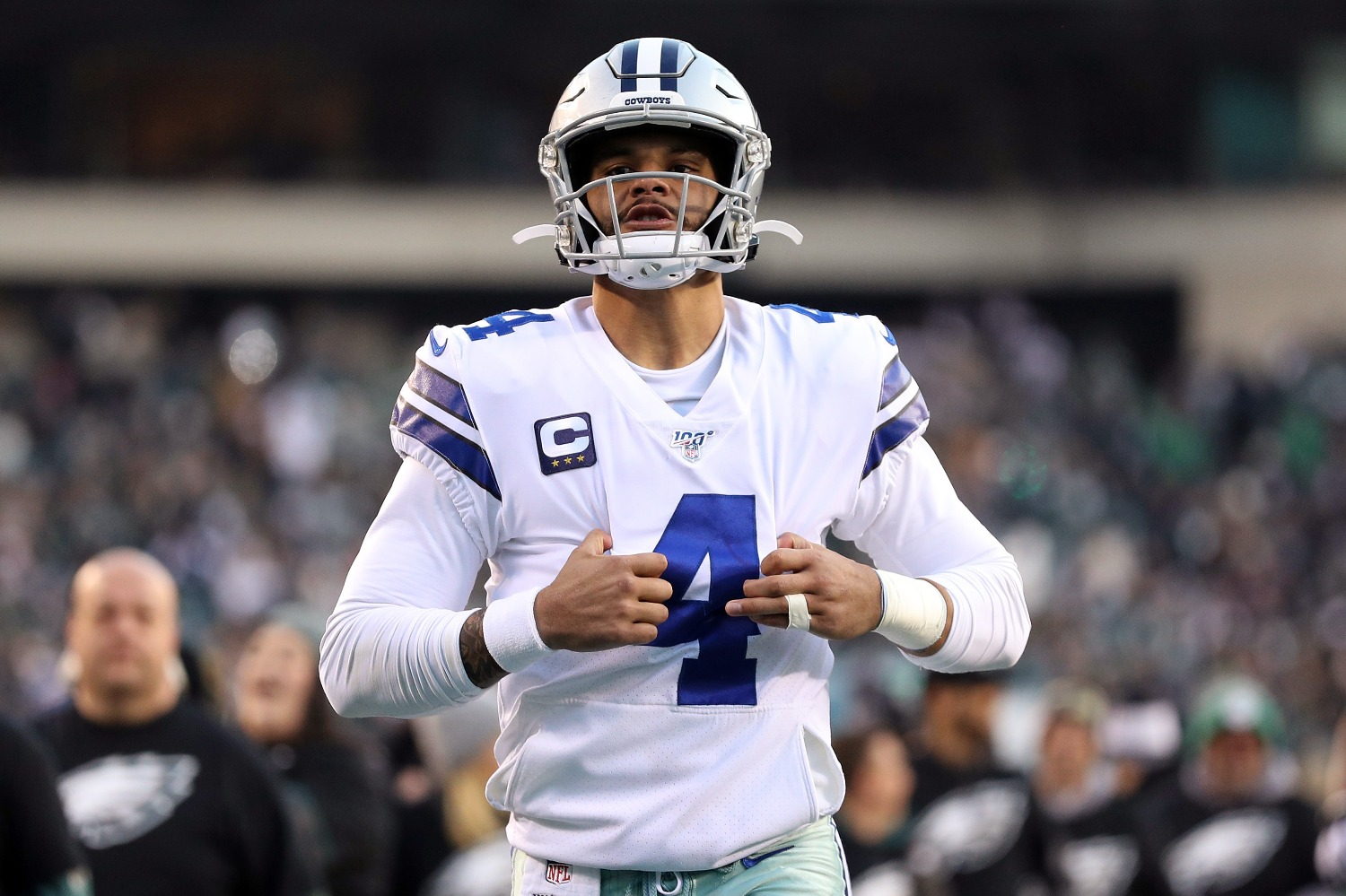 The Cowboys just executed a $12 million move that should preserve Dak Prescott's long-term future with America's Team.