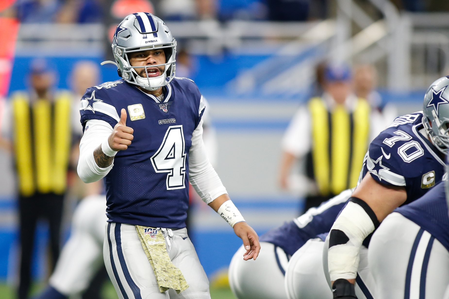 Dak Prescott just told Dallas Cowboys fans exactly what they're hoping to hear ahead of the 2020 NFL season.