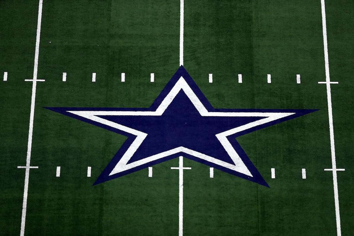 Dallas Cowboys field