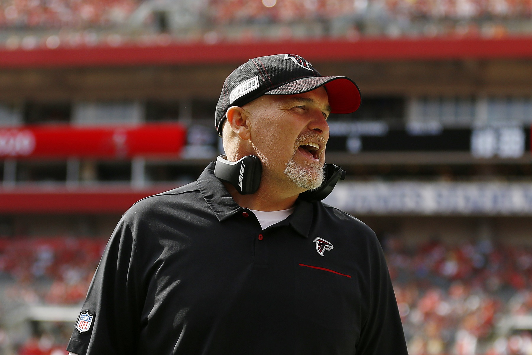 Dan Quinn, Atlanta Falcons