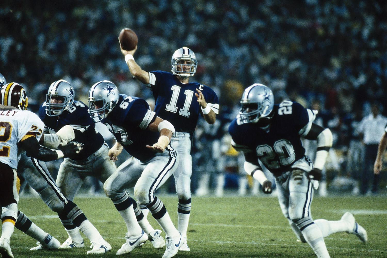 Dallas Cowboys comeback win
