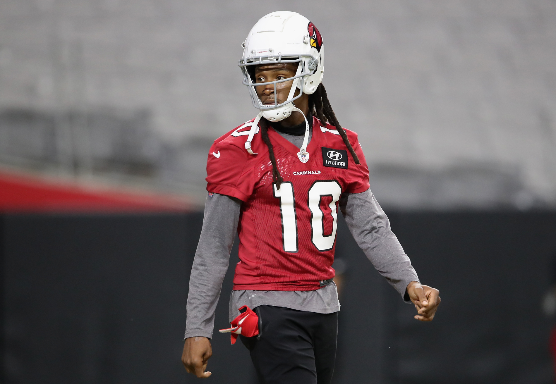 DeAndre Hopkins just got a new massive contract extension with the Arizona Cardinals and didn't use an agent. He just revealed why.