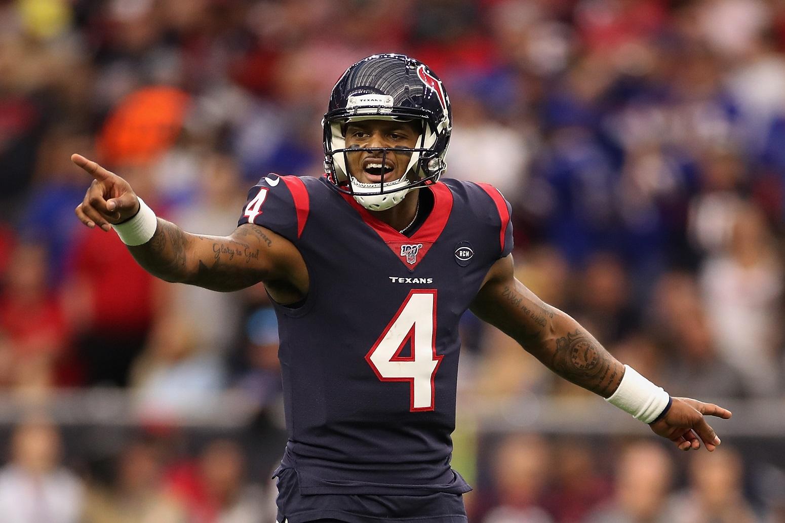 Deshaun Watson Texans NFL future
