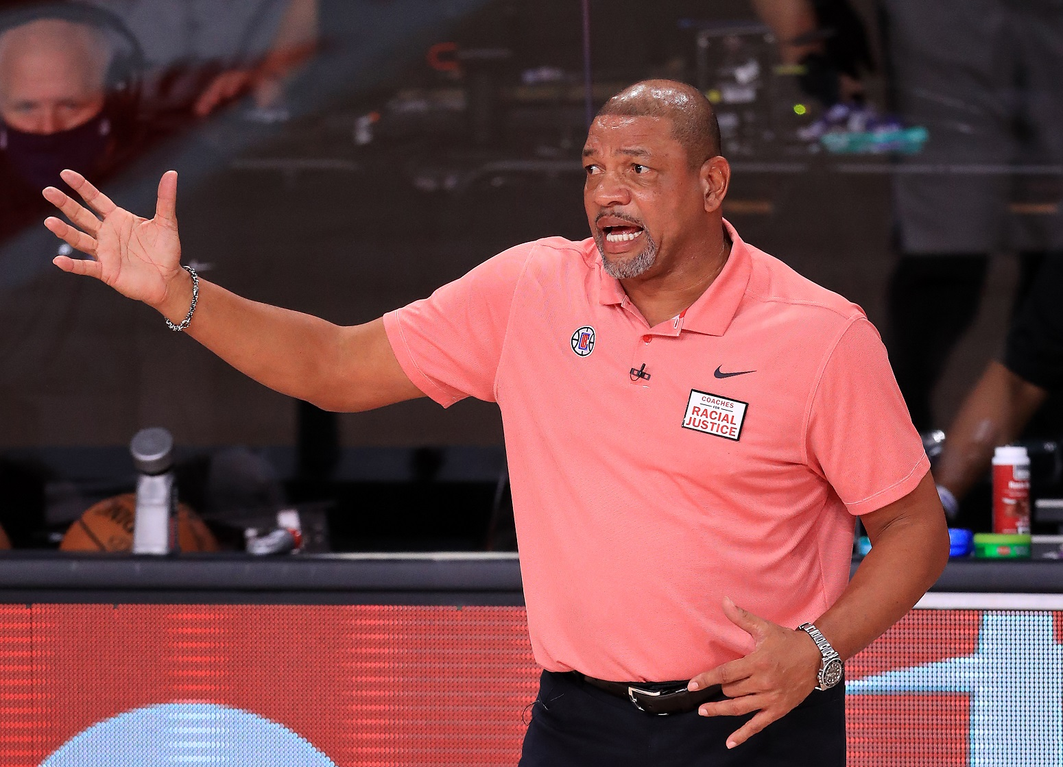 LA Clippers fire Doc Rivers
