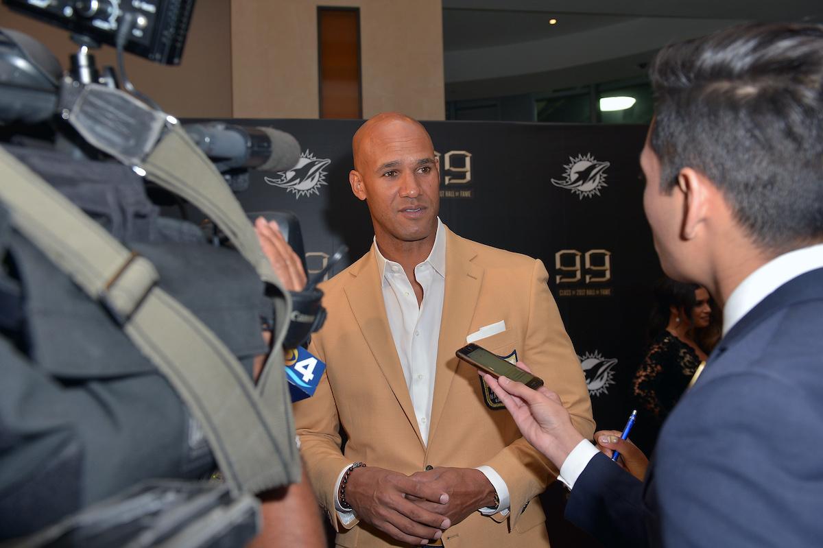 Miami Dolphins' Jason Taylor