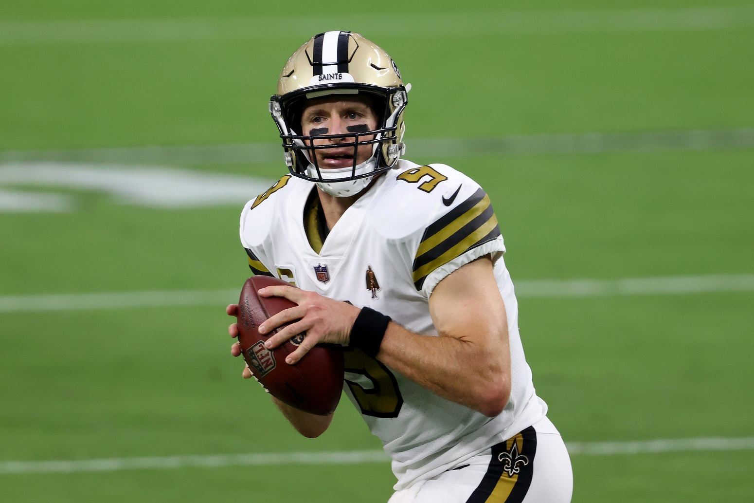 Drew Brees Saints fans concerned