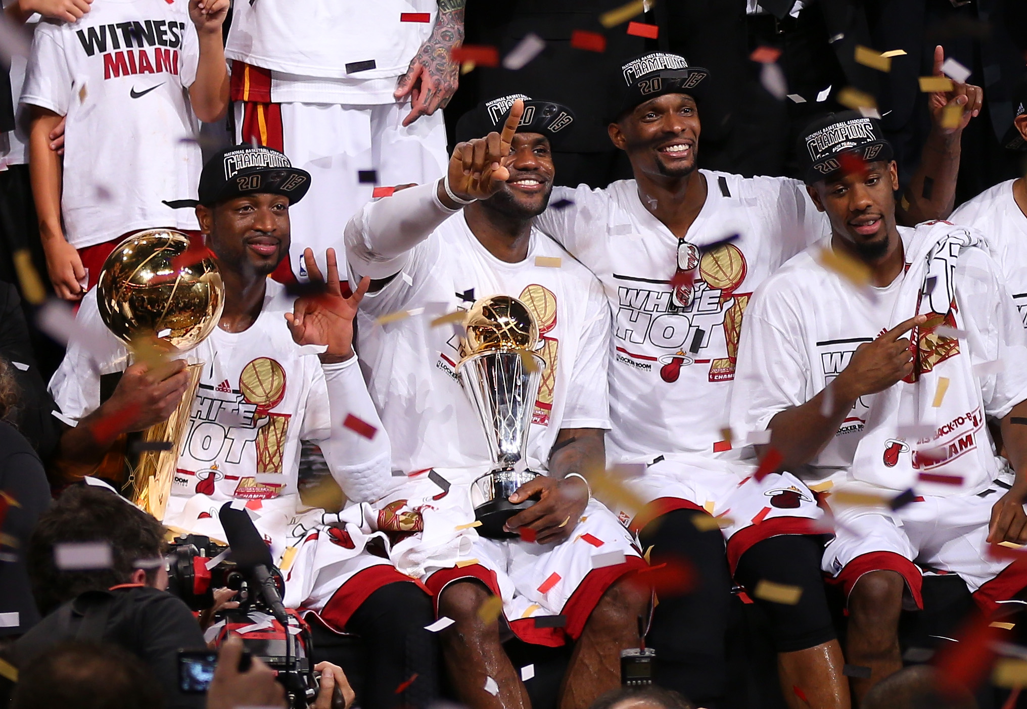 The Miami Heat's 'Big Three' Wasn't the Best of All Time but It Was Important