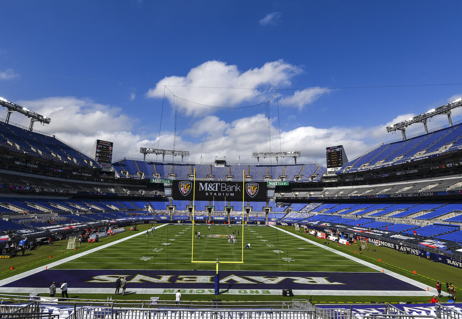 What NFL Teams Will Allow Fans in the Stands?