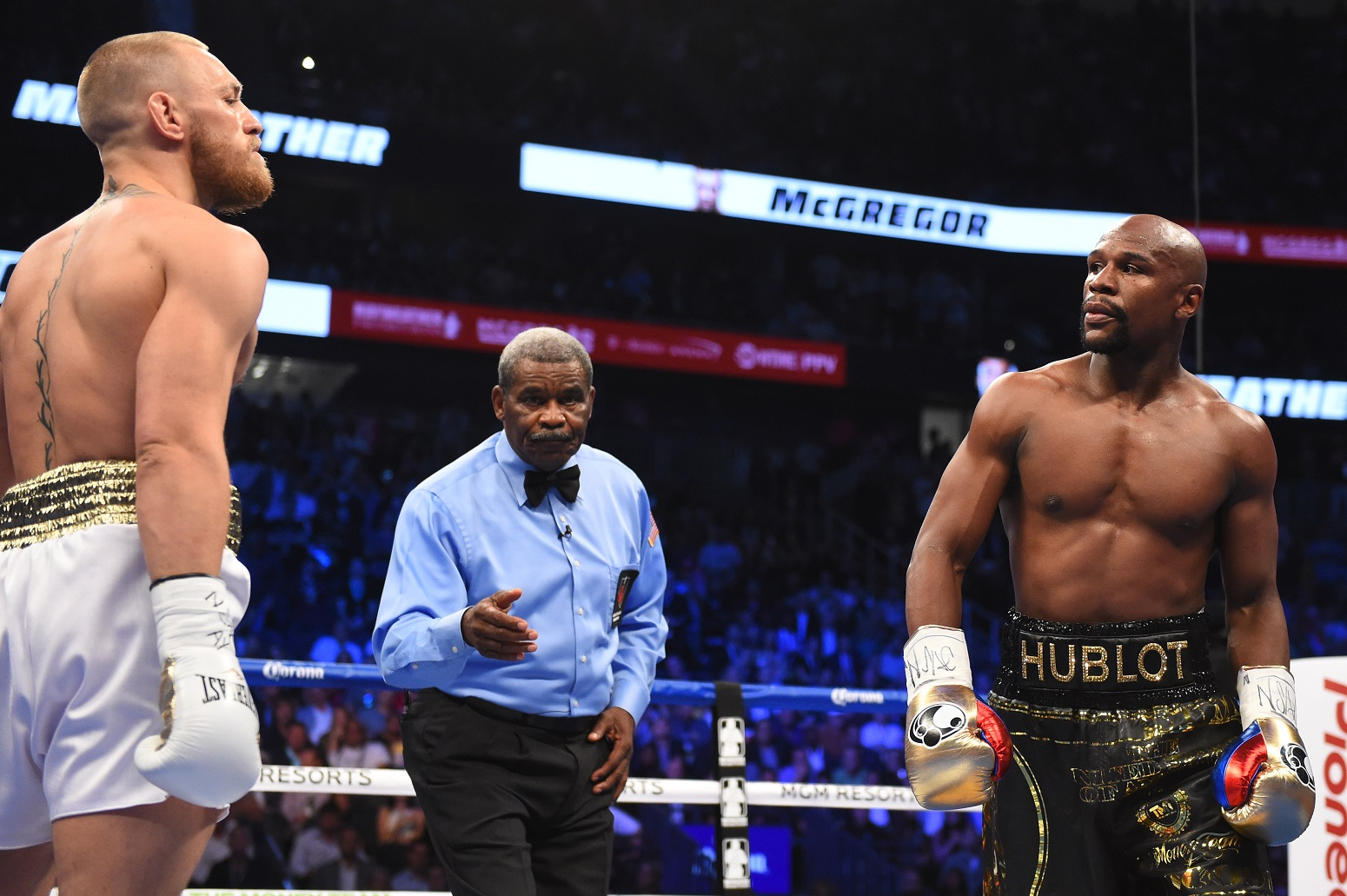 Floyd Mayweather Reveals What It Will Take For a Rematch Against Conor McGregor