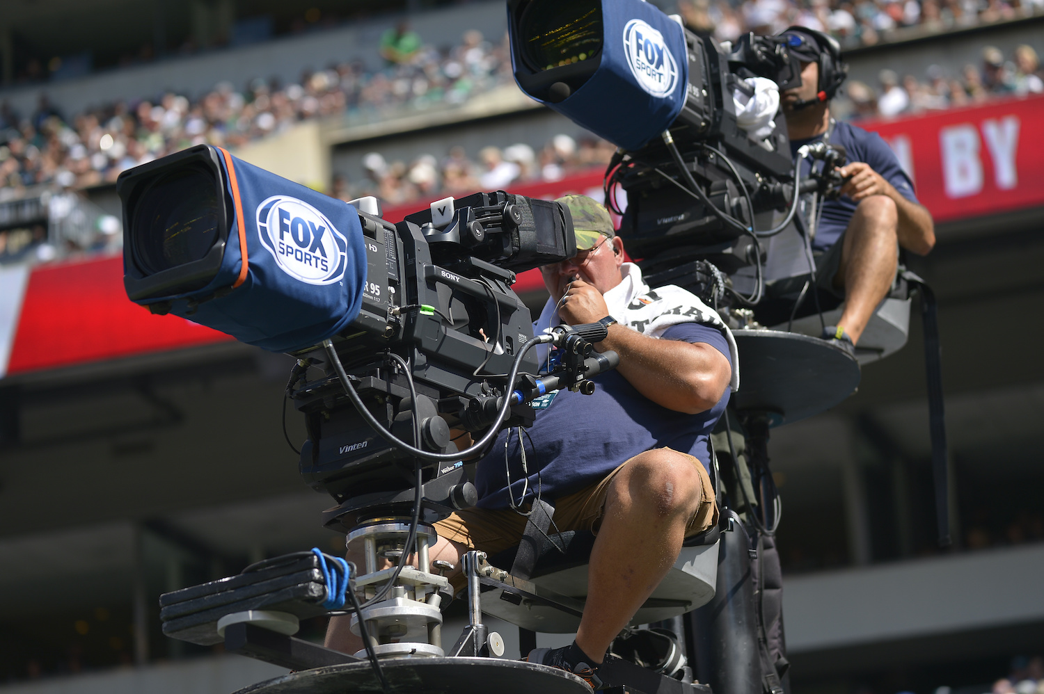 In the midst of sinking rankings and NFL boycott talk, Fox could double its yearly investment in NFL broadcast rights to $2 billion or more.