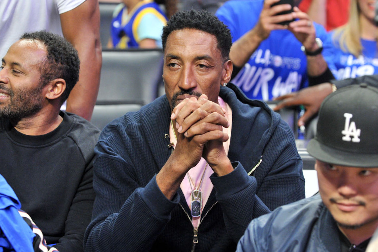 The Chicago Bulls recently hired Billy Donovan to take over as the head coach, but former Bull Scottie Pippen doesn't approve.