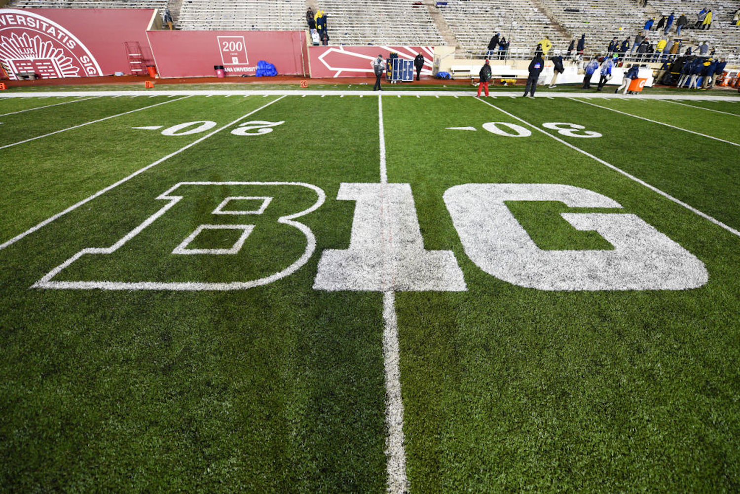 The Big Ten announced it won't be playing college football in 2020, but Donald Trump might've just convinced the conference to reconsider.