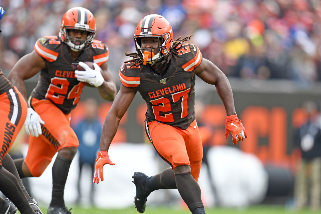 Nick Chubb might be the Browns' starting running back at the moment, but Cleveland just sent him a $13 million message about his future.