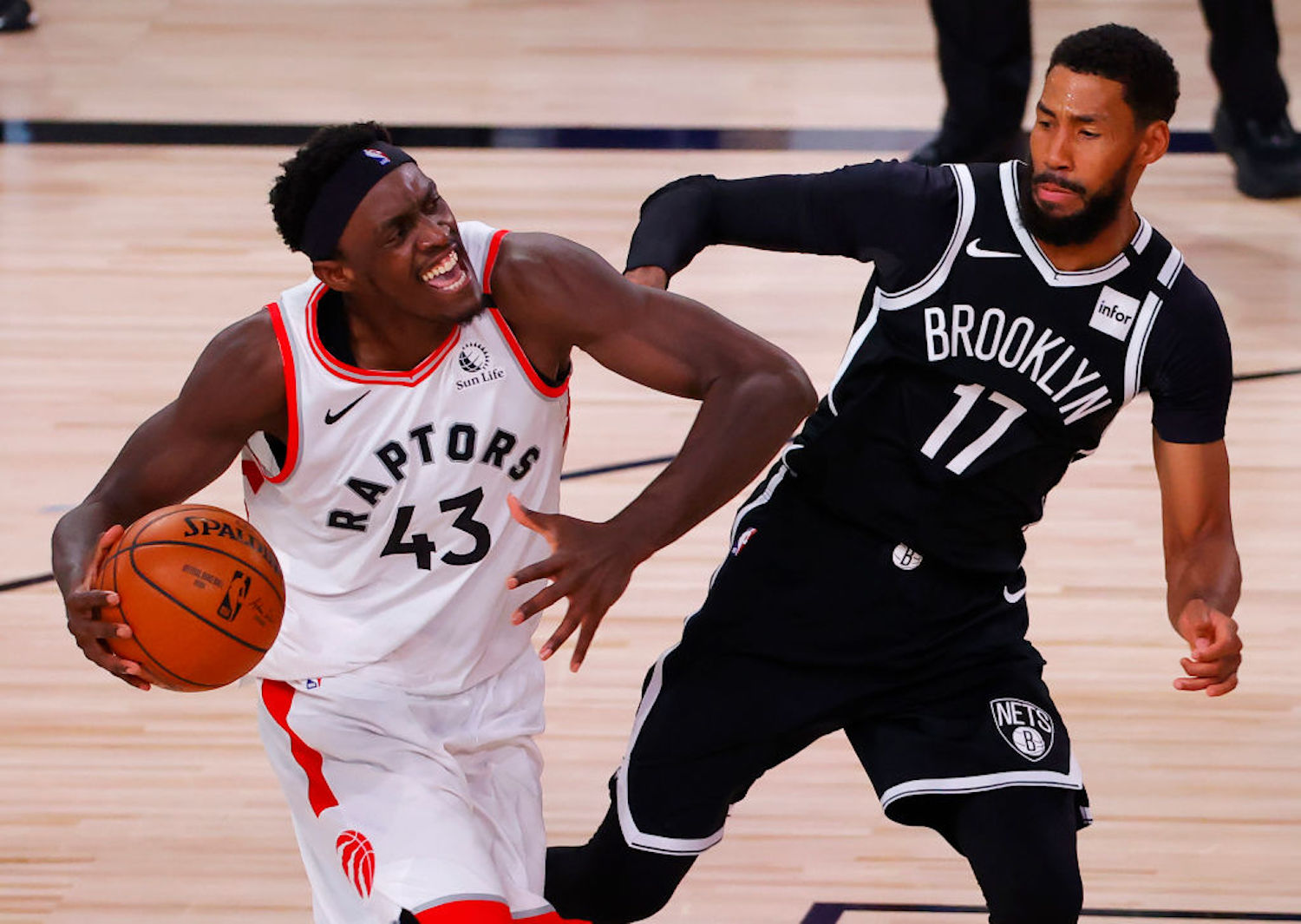 Pascal Siakam was thought to be a budding superstar for the Toronto Raptors, but his recent performances might tell a different story.