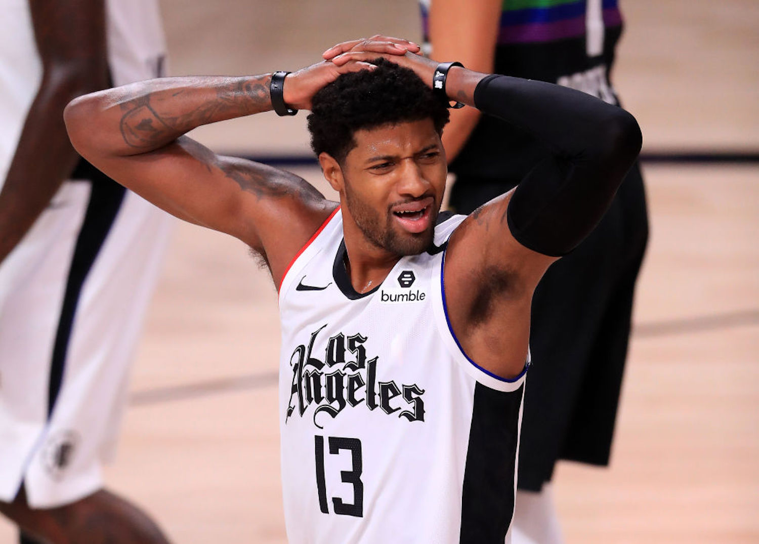 When the Clippers mortgaged their future for four years of Paul George, the team didn't expect the season so end the way it did.