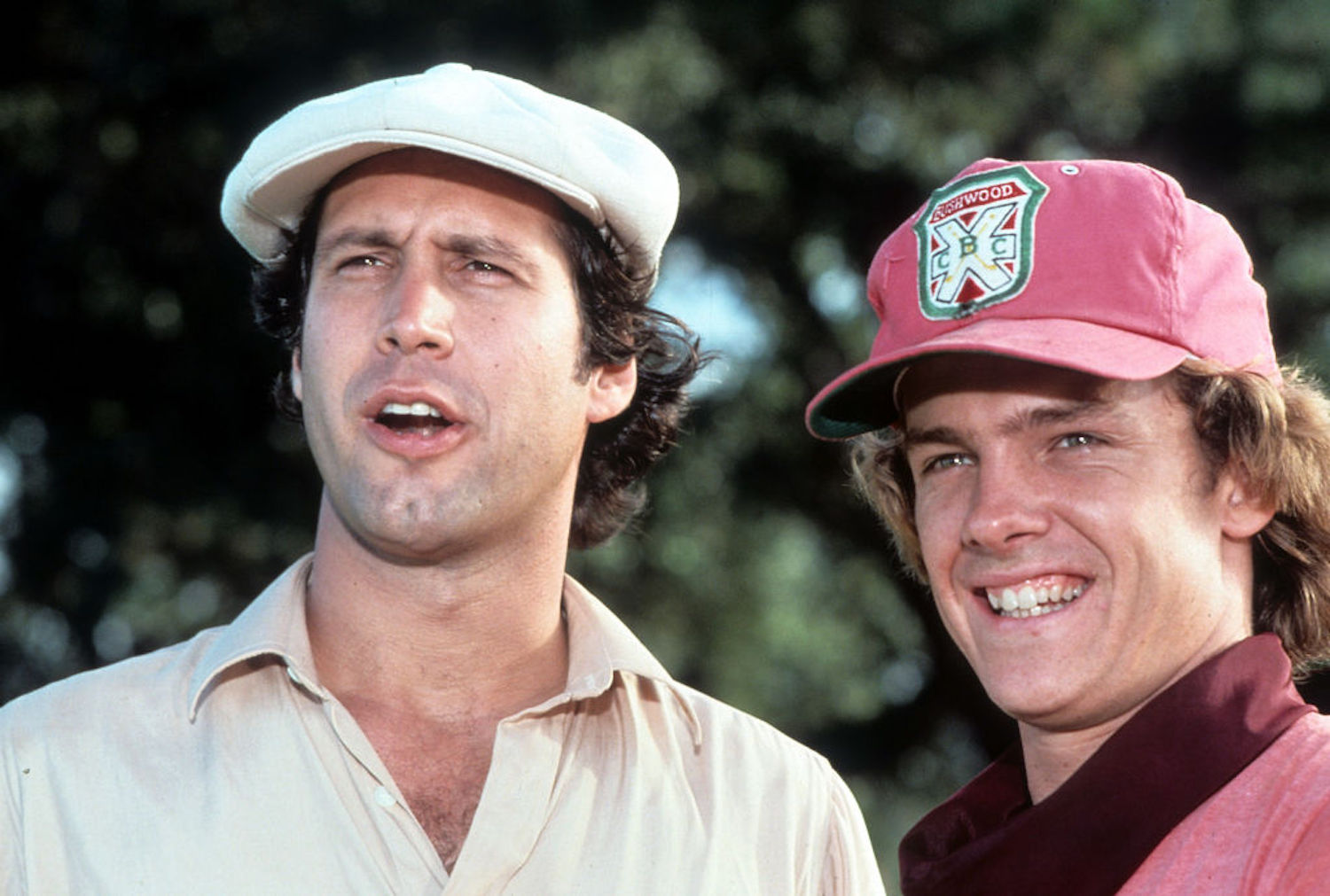 Danny Noonan is the most famous movie caddie of all time, and the actor who played him on 'Caddyshack' wants to carry a bag at the U.S. Open.