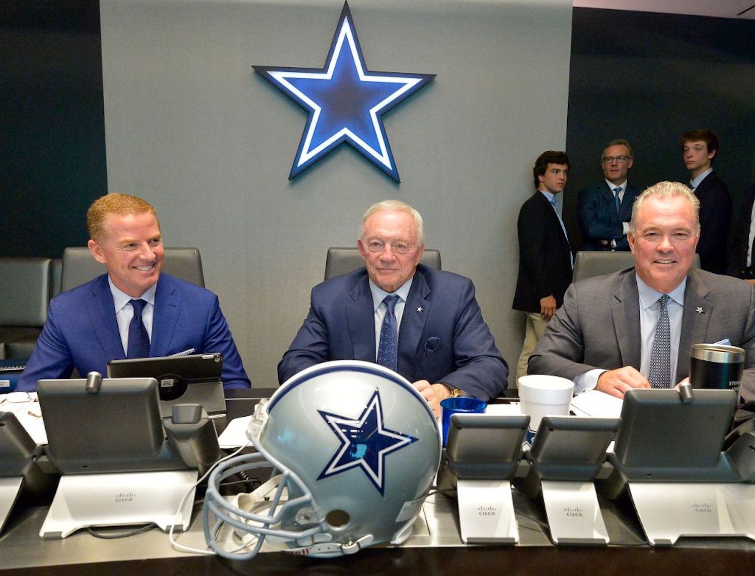 Jerry Jones got the steal of the NFL draft with CeeDee Lamb, but he might never have landed him without the help of his grandson.