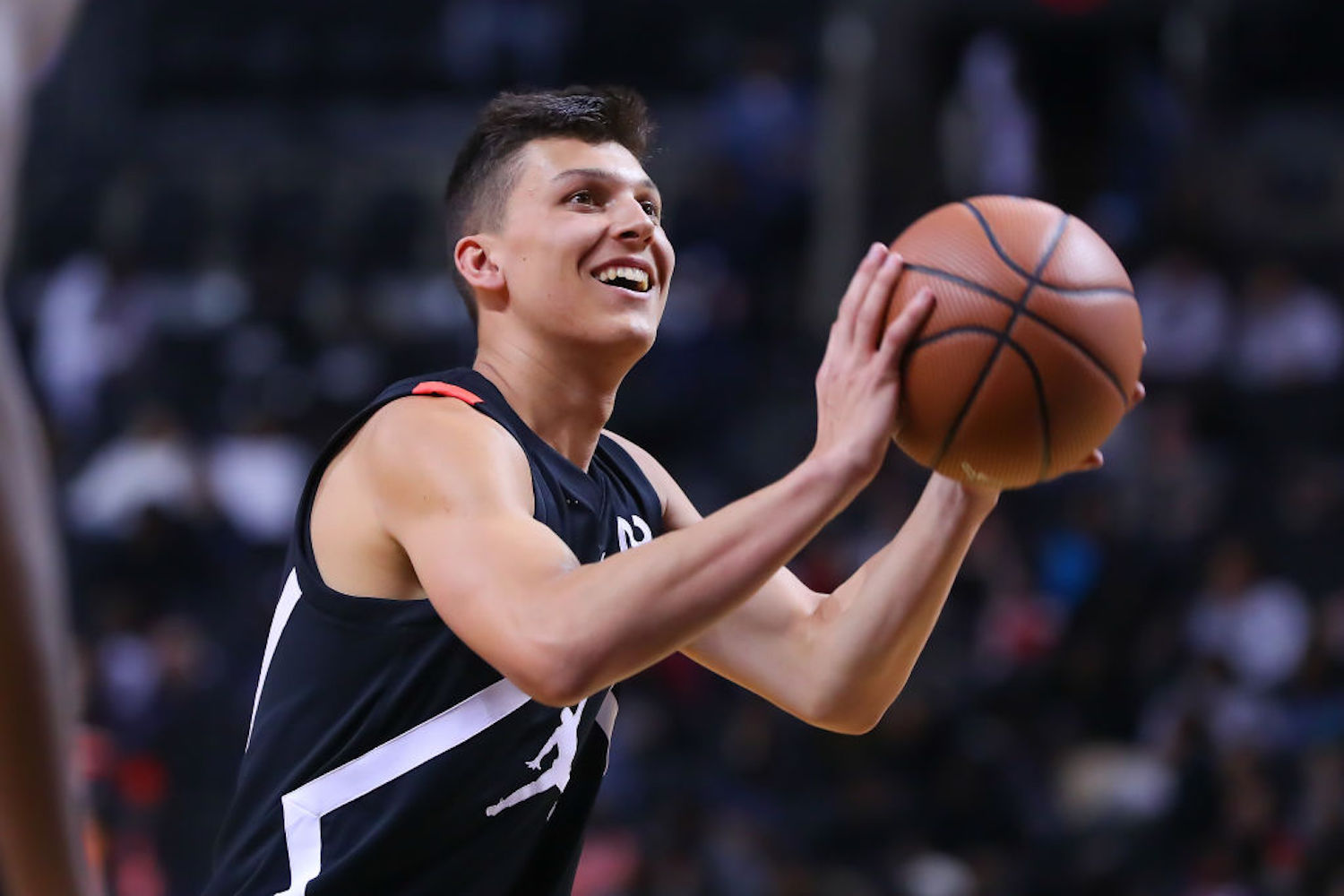 Zion Williamson was the top recruit in the 2018 high school class, but he saw great things in another top player in the group — Tyler Herro.