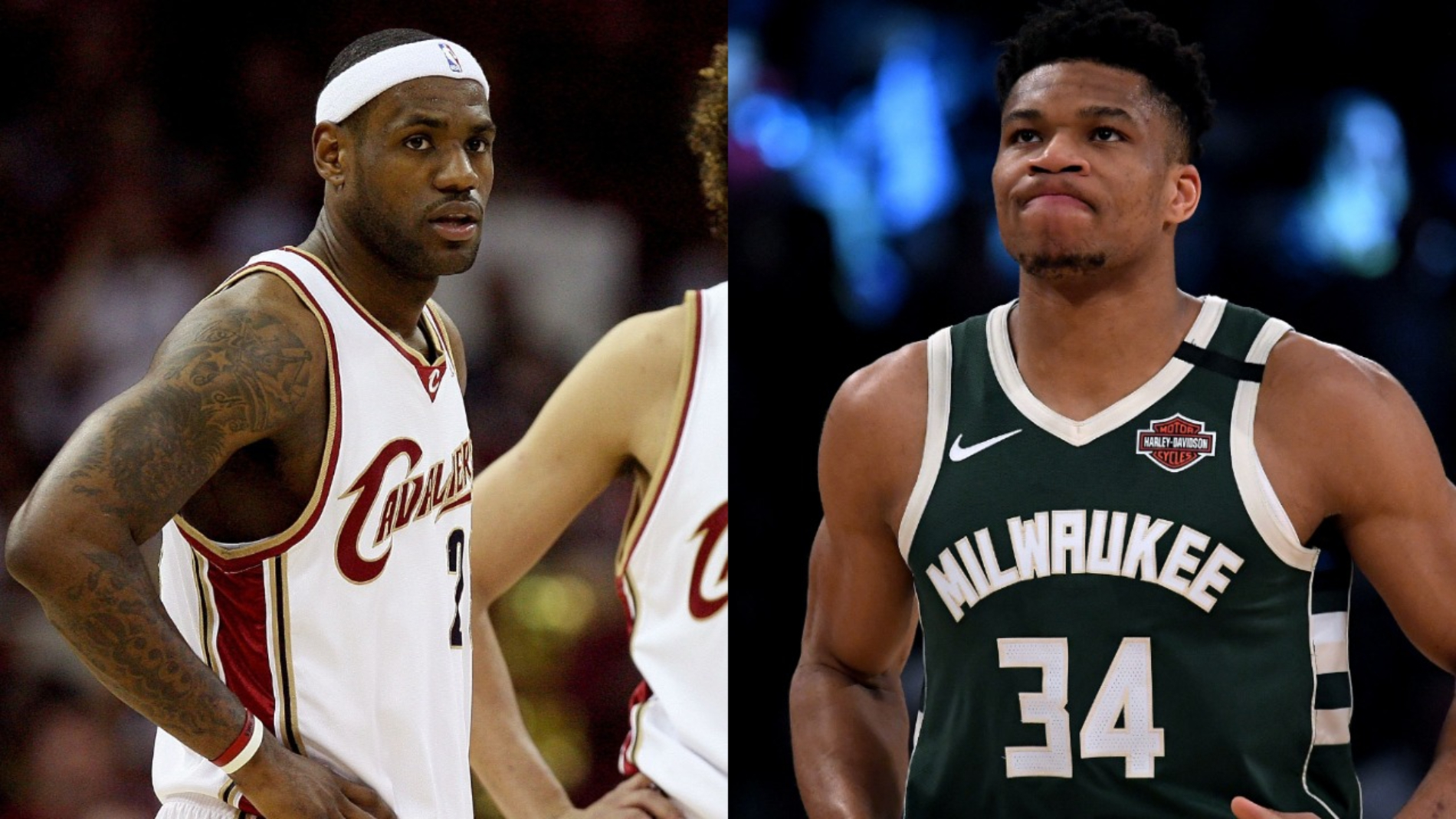 Giannis Antetokounmpo and the Bucks have been a huge a disappointment. Are they proving to be worse than LeBron James' Cavaliers teams?
