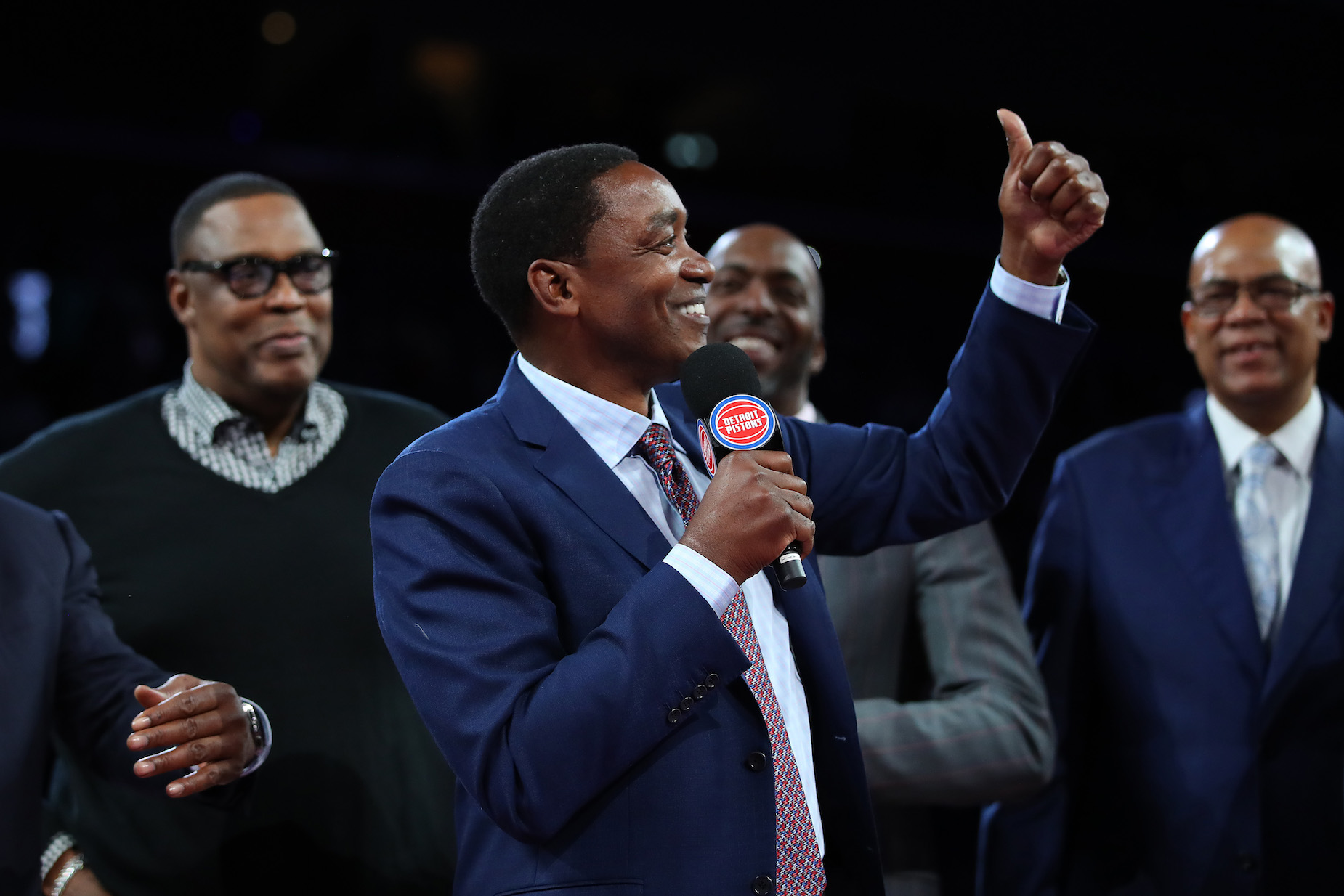 Isiah Thomas paid LeBron James a massive compliment and threw some shade at Michael Jordan in one fell swoop.