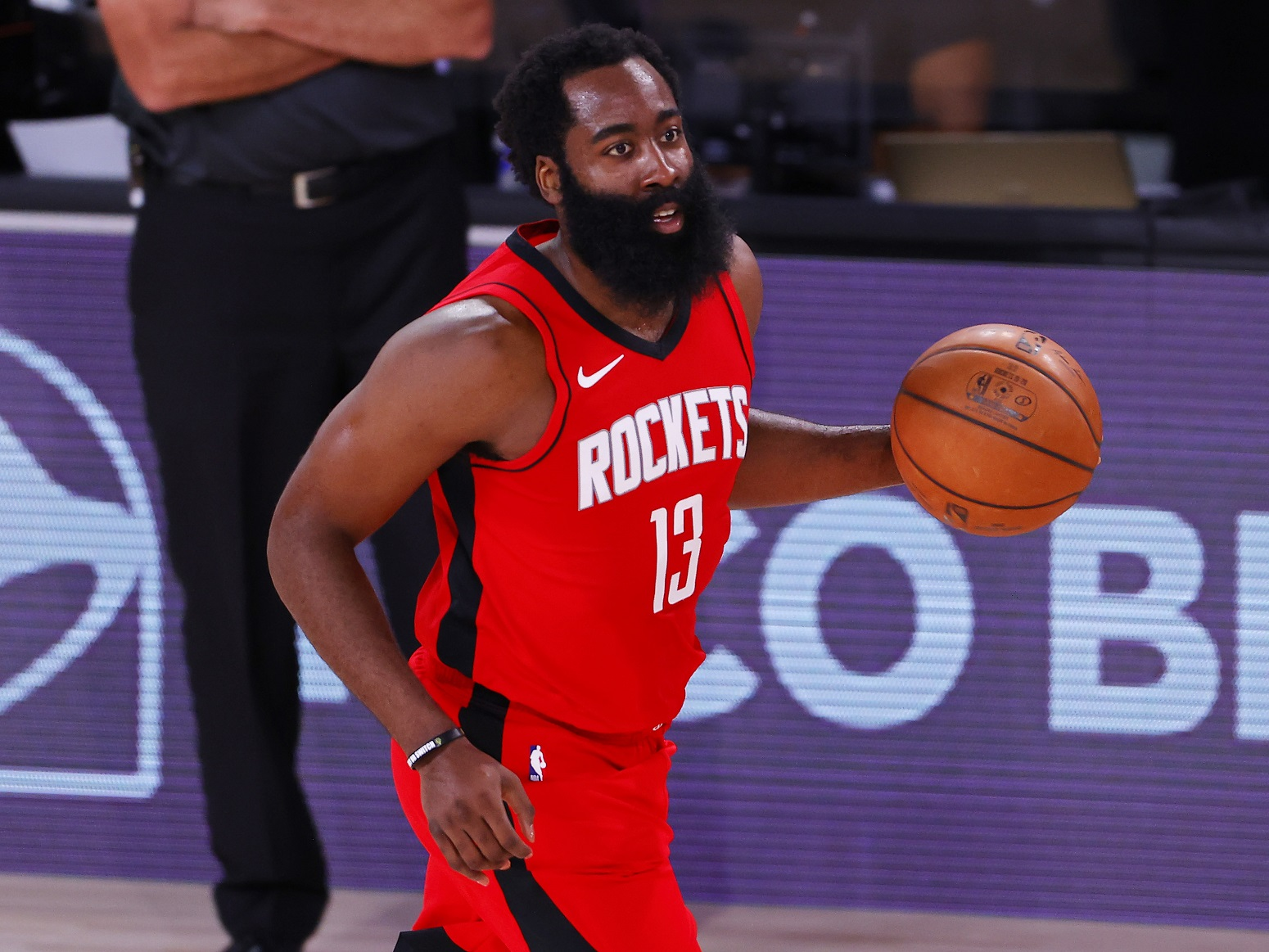 James Harden Rockets Michael Jordan NBA