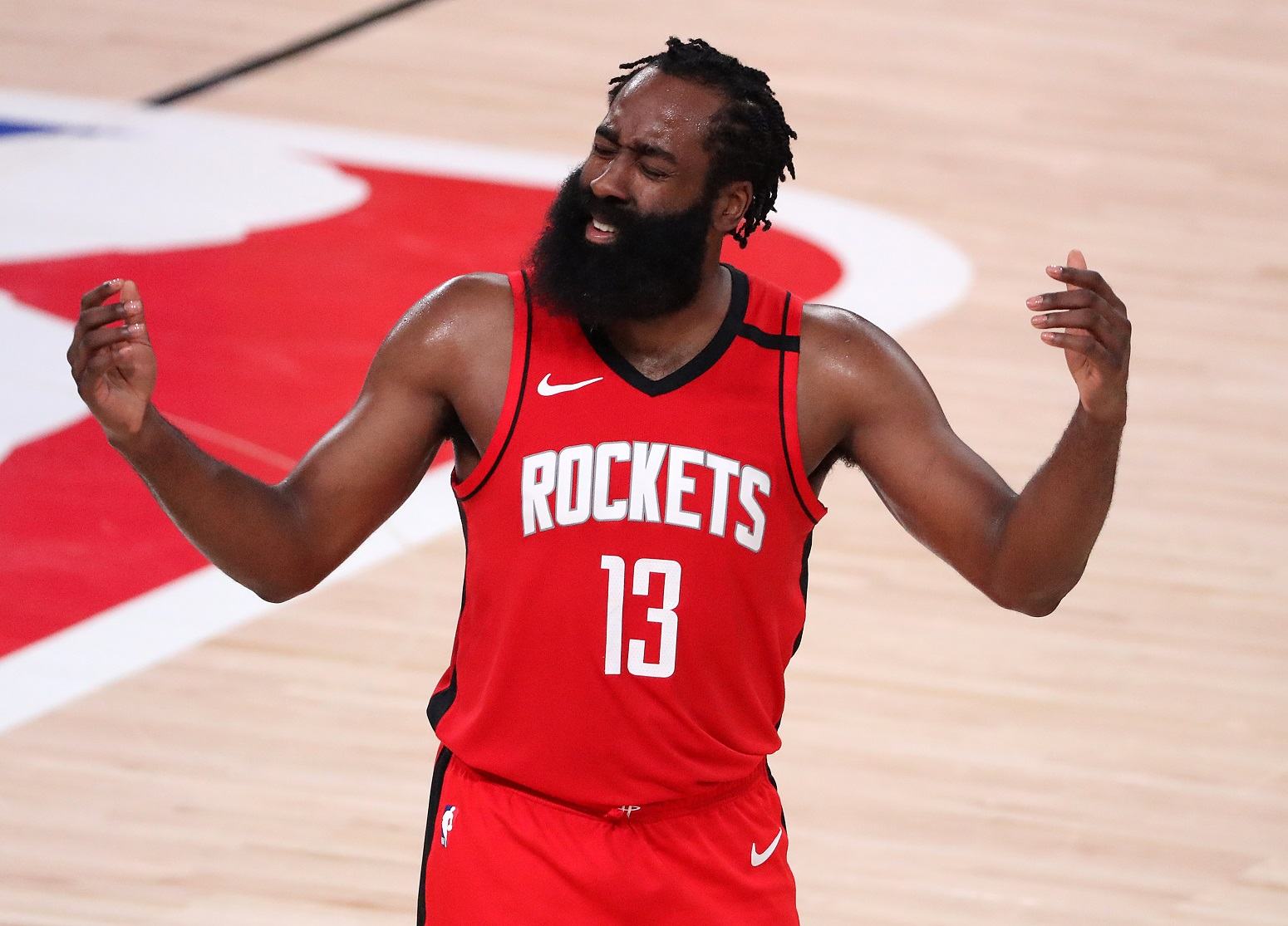 James Harden Rockets major move