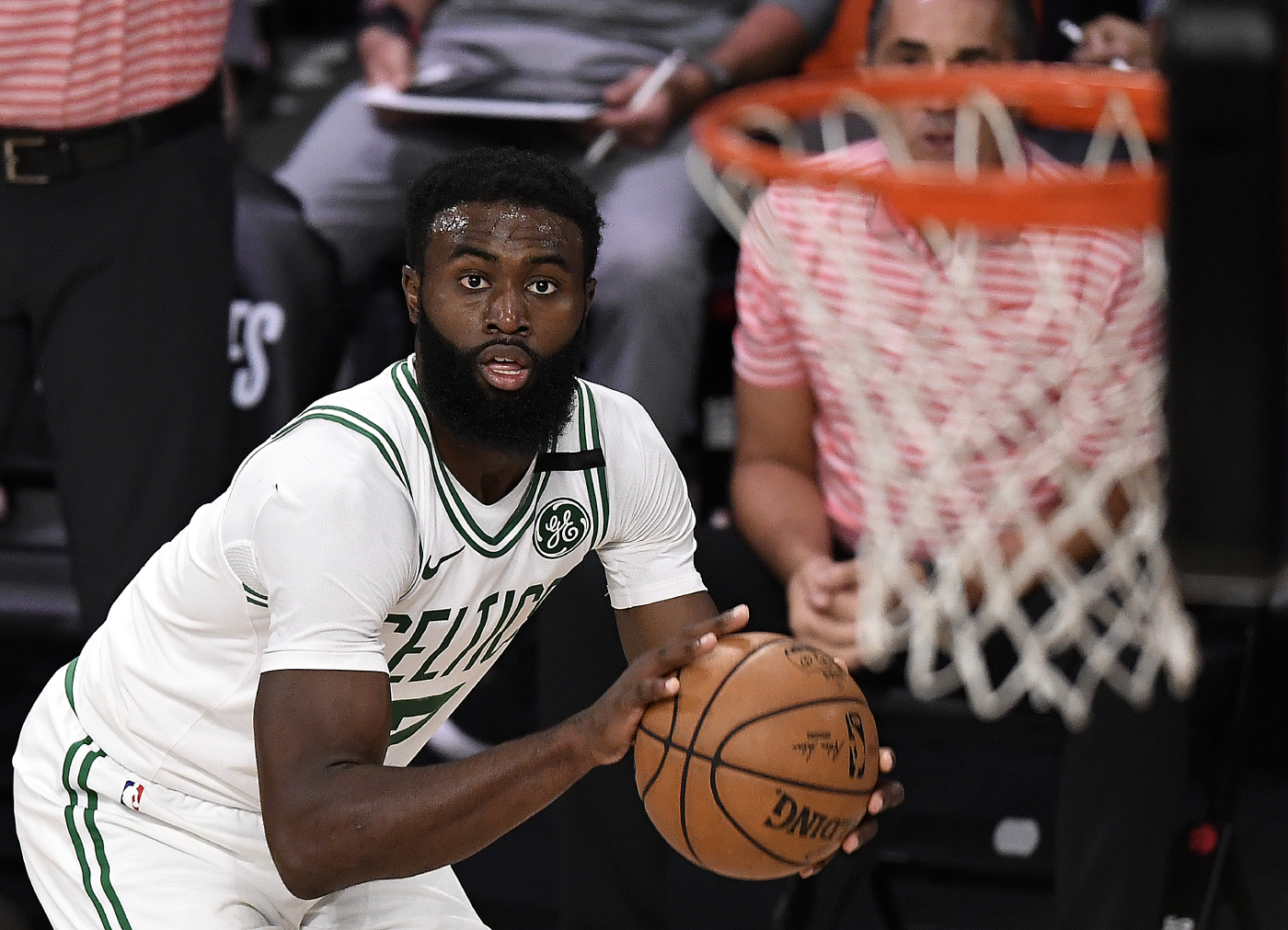 Jaylen Brown has become a star for the Boston Celtics. He just recently sent a powerful message to the entire city of Boston.
