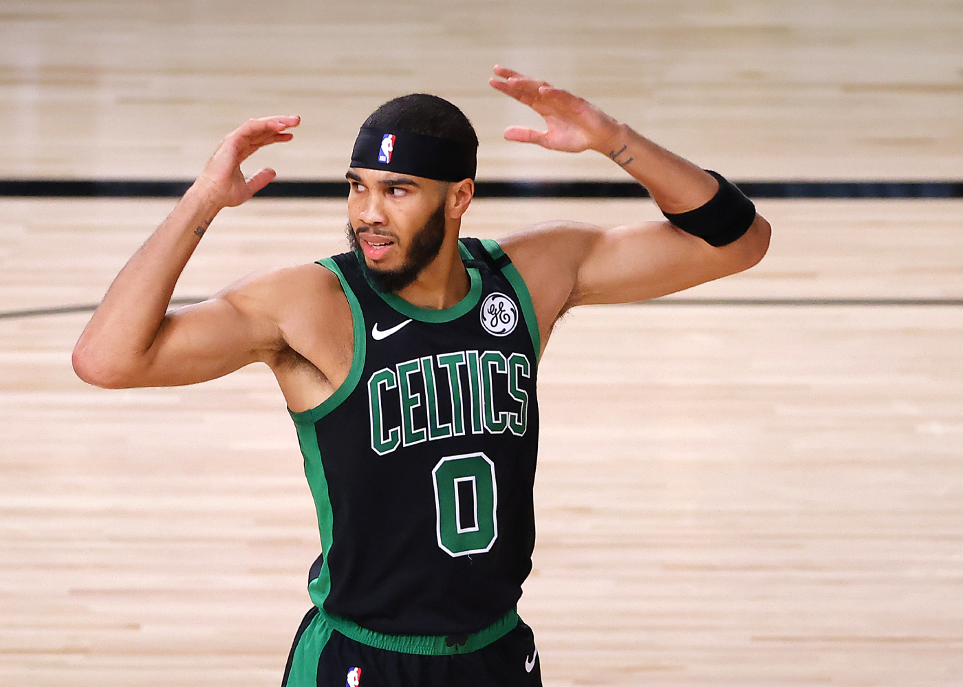 Jayson Tatum had an excellent season with the Boston Celtics. However, before losing to the Heat he made a questionable decision.