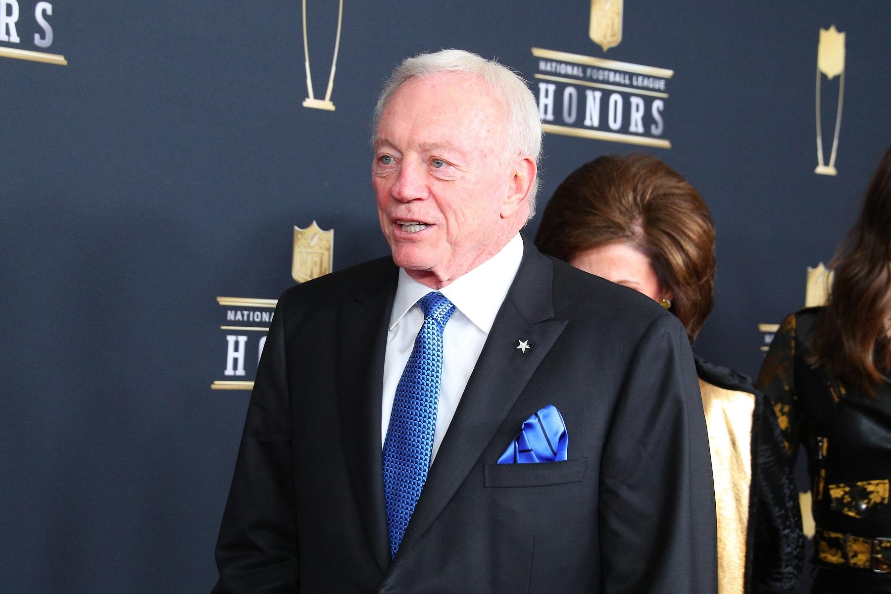 Jerry Jones Dallas Cowboys