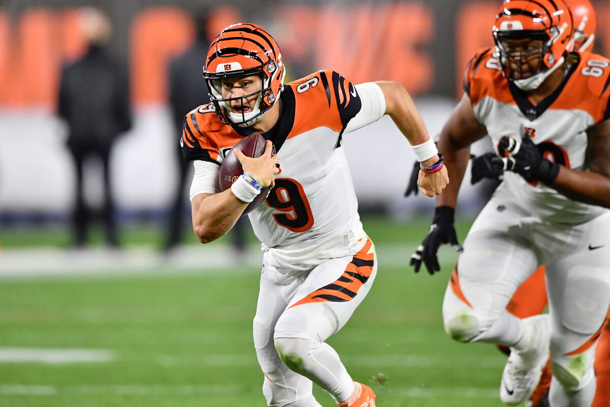 The Joe Burrow show is about to get a lot more fun in Cincinnati. Burrow's newest goal will put the rest of the NFL on notice -- and quickly.