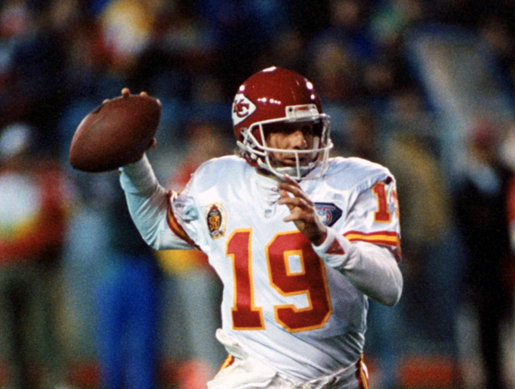 Joe Montana, Kansas City Chiefs