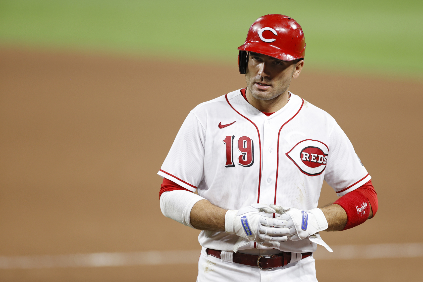 "As the MLB season comes to a close, Joey Votto just sent a stern message to the entire league and called the Cincinnati Reds a ""nightmare."""