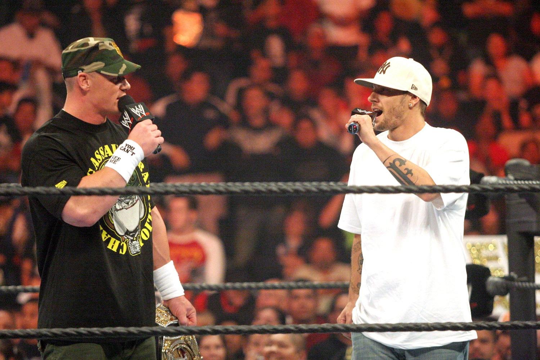 John Cena Kevin Federline WWE