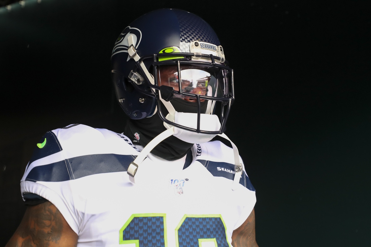Seattle Seahawks receiver Josh Gordon is currently suspended indefinitely by the NFL.