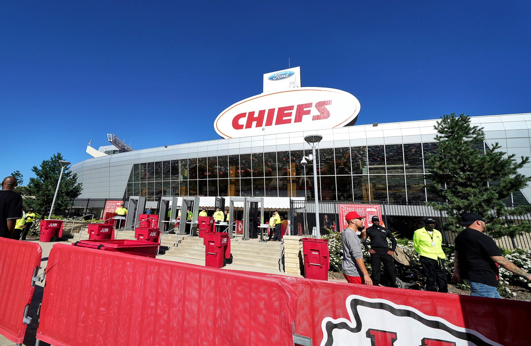 Loudest NFL stadiums: Kansas City Chiefs Arrowhead Stadium