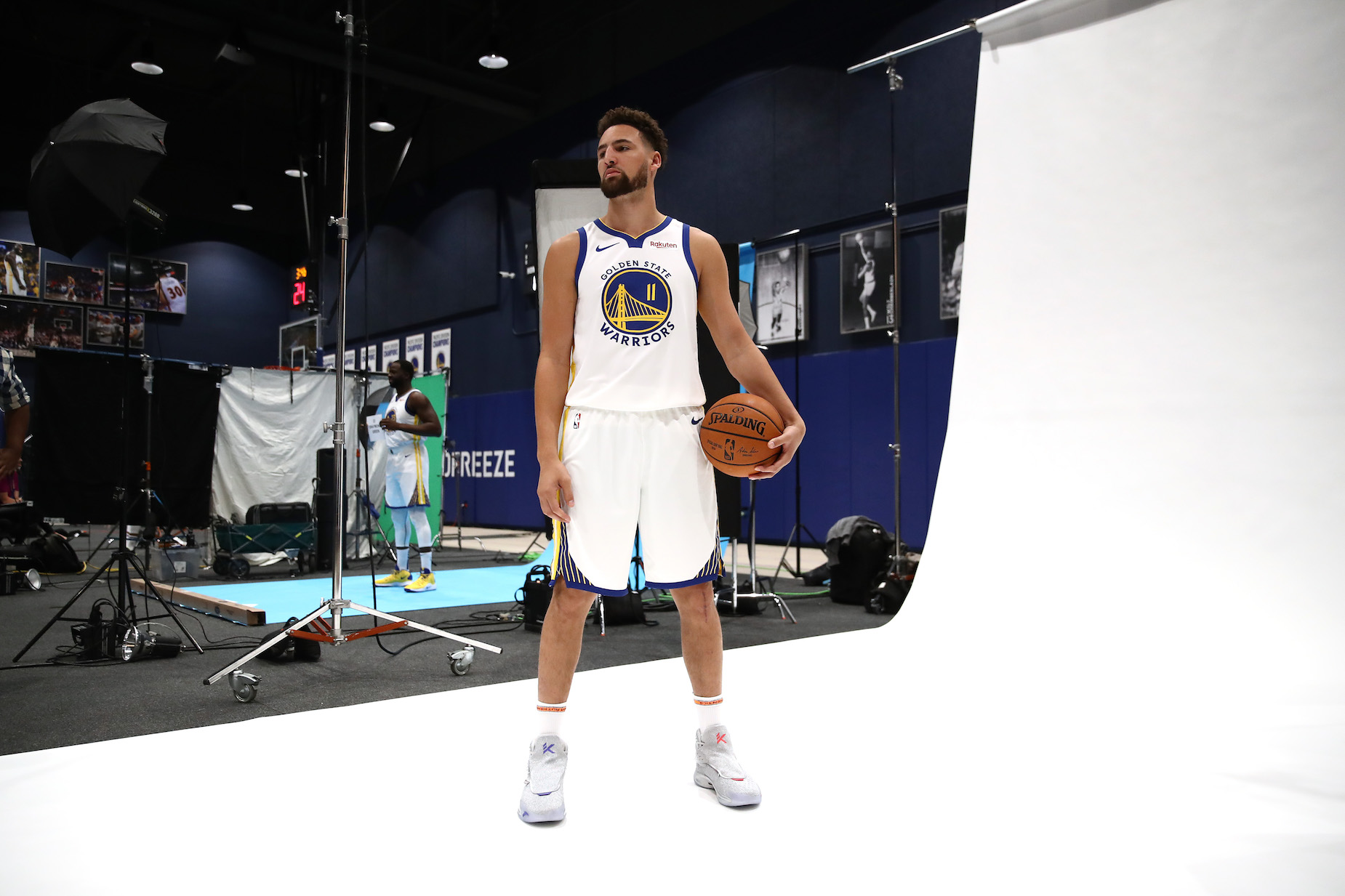 According to Steve Kerr's updates, Klay Thompson is getting closer to his NBA return.