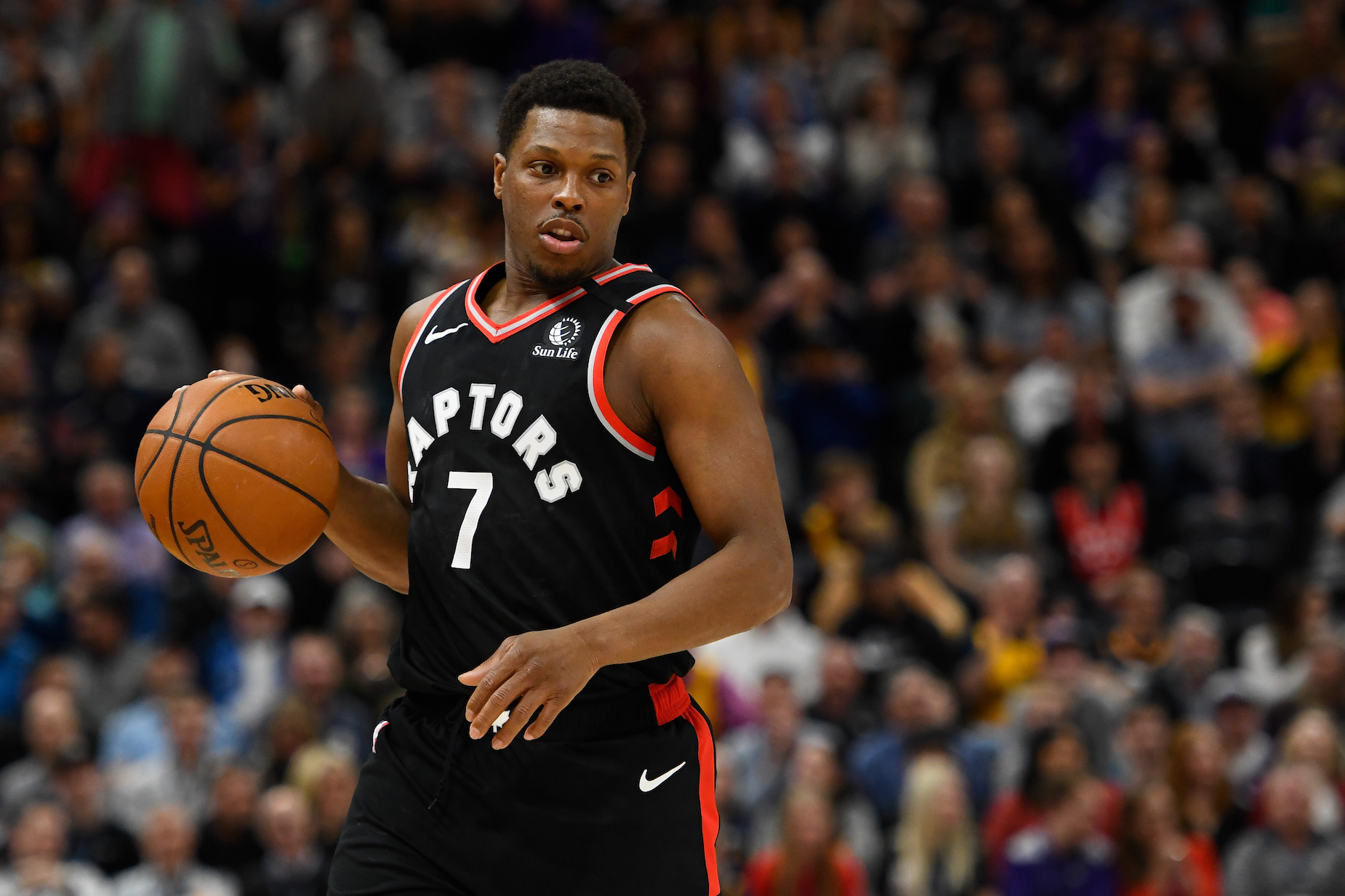 Kyle Lowry has built up a $55 million net worth and used that money to help Villanova.