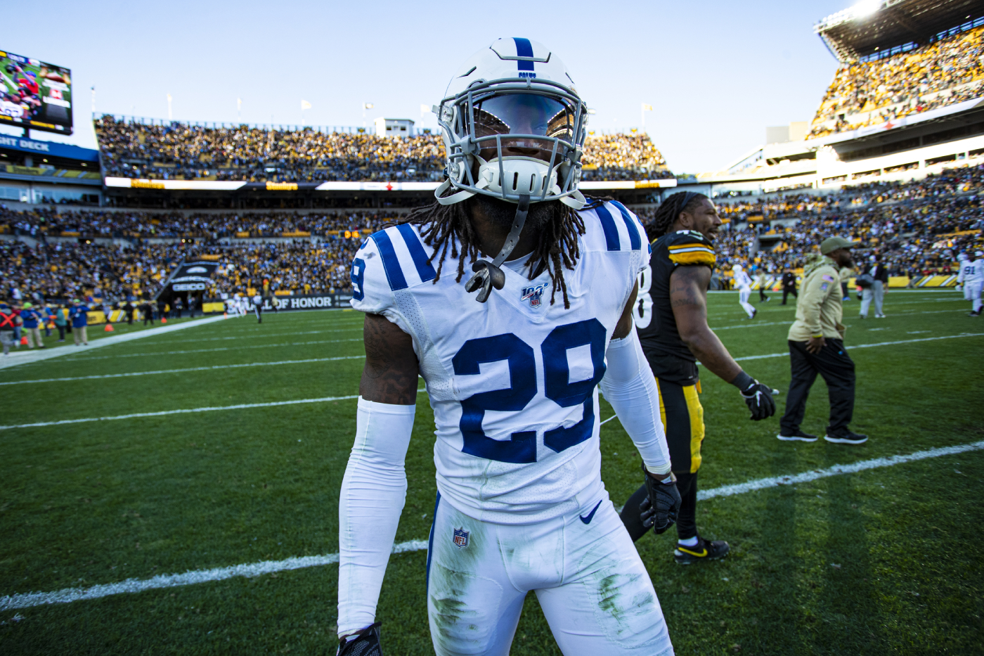 Malik Hooker has shown glimpses of unreal potential for the Colts. However, he has also had horrible luck so far in his NFL career.
