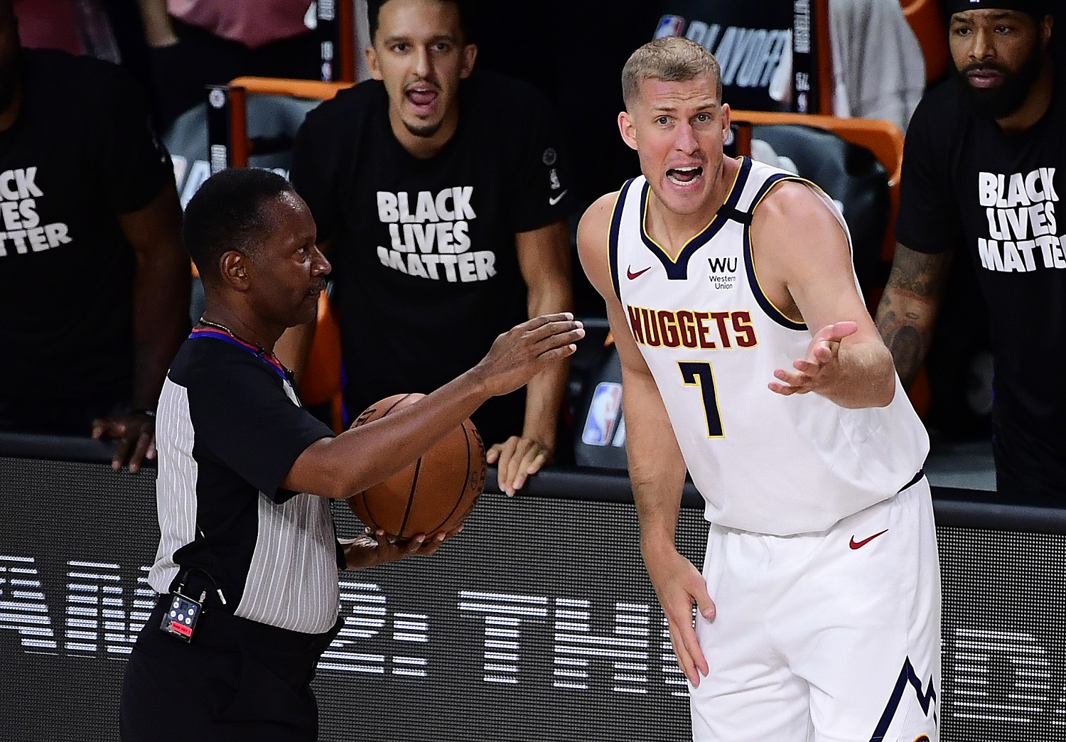 Mason Plumlee Is Getting Torched for His Defense on Anthony Davis' Game-Winning Shot but He Might Not Be the One To Blame