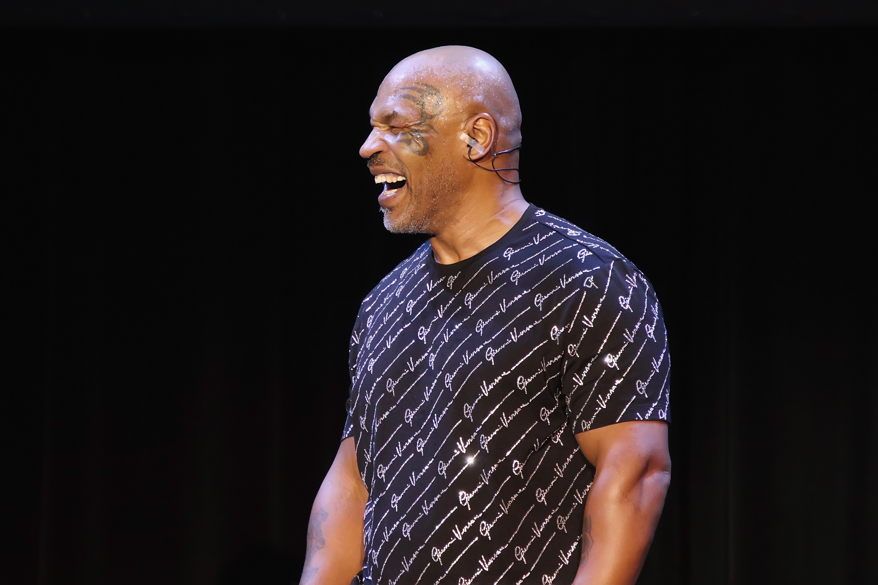 Mike Tyson has someone ready to jump in the rin if Roy Jones Jr. bails out.