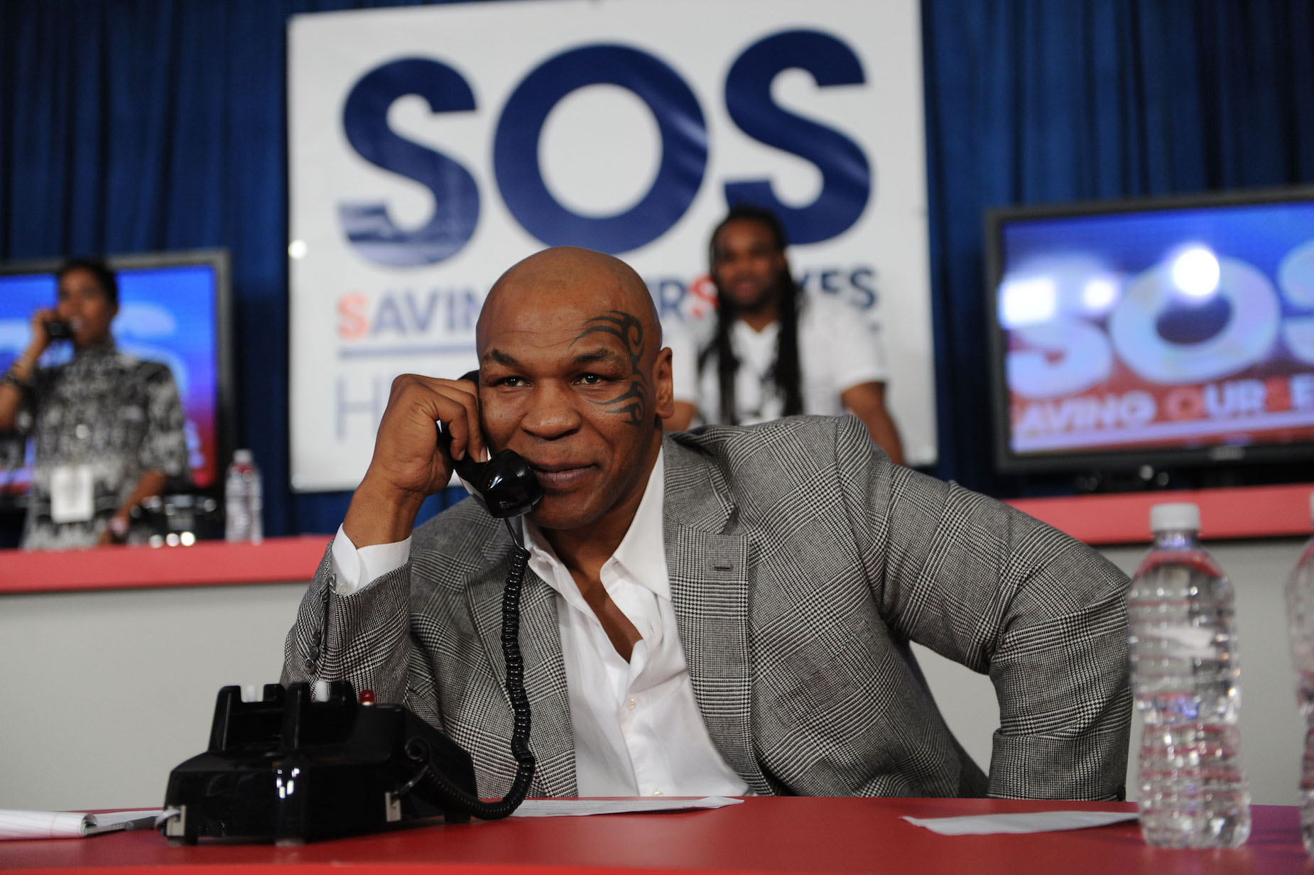 In the early 1990s, Mike Tyson went to some extreme lengths in an attempt to avoid a prison sentence.