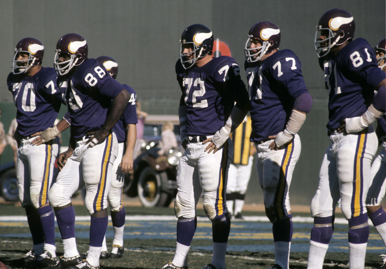 Purple People Eaters of the Minnesota Vikings