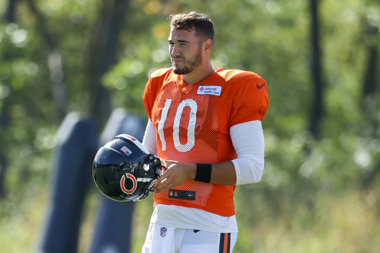 Tony Dungy had a surprising comment about Mitchell Trubisky