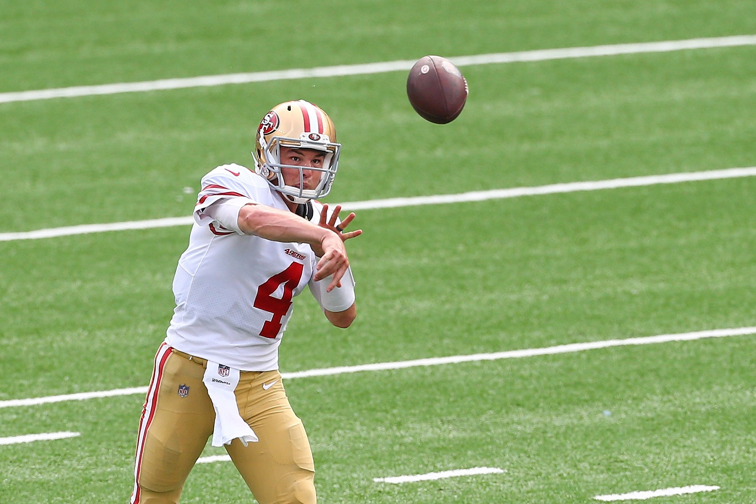 Nick Mullens 49ers
