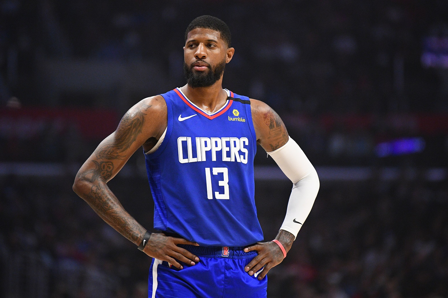 Paul George Clippers contradicts playoff collapse