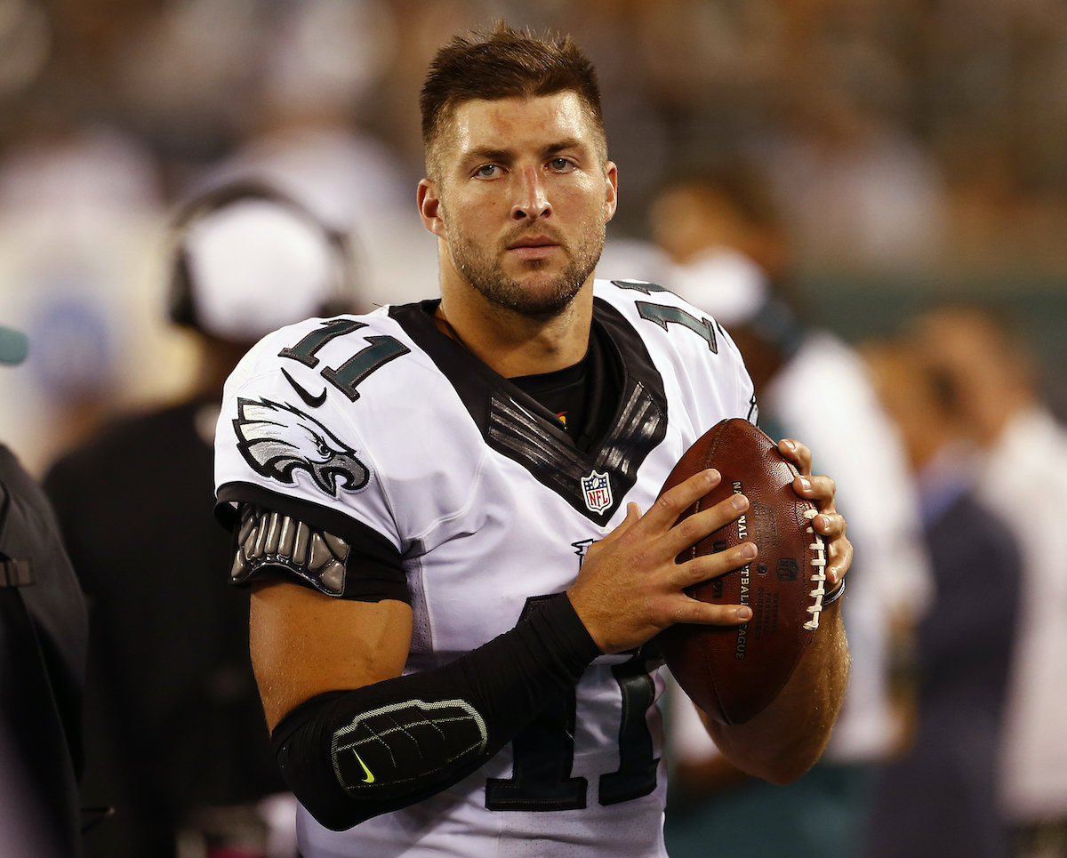 Tim Tebow in 2015