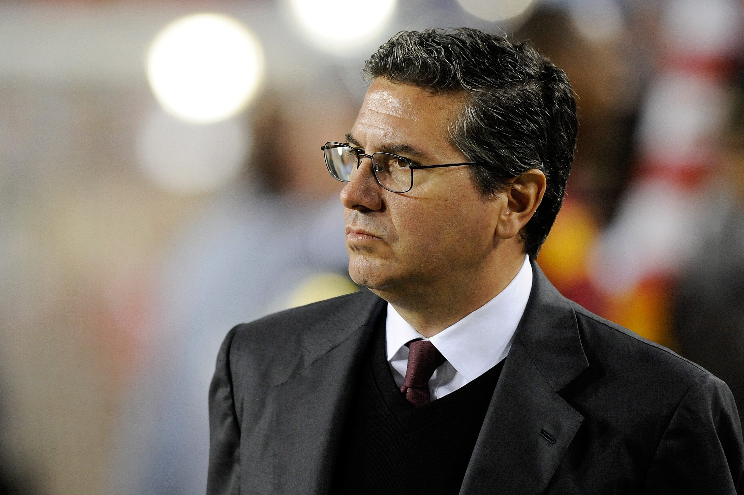 Redskins owner Daniel Snyder