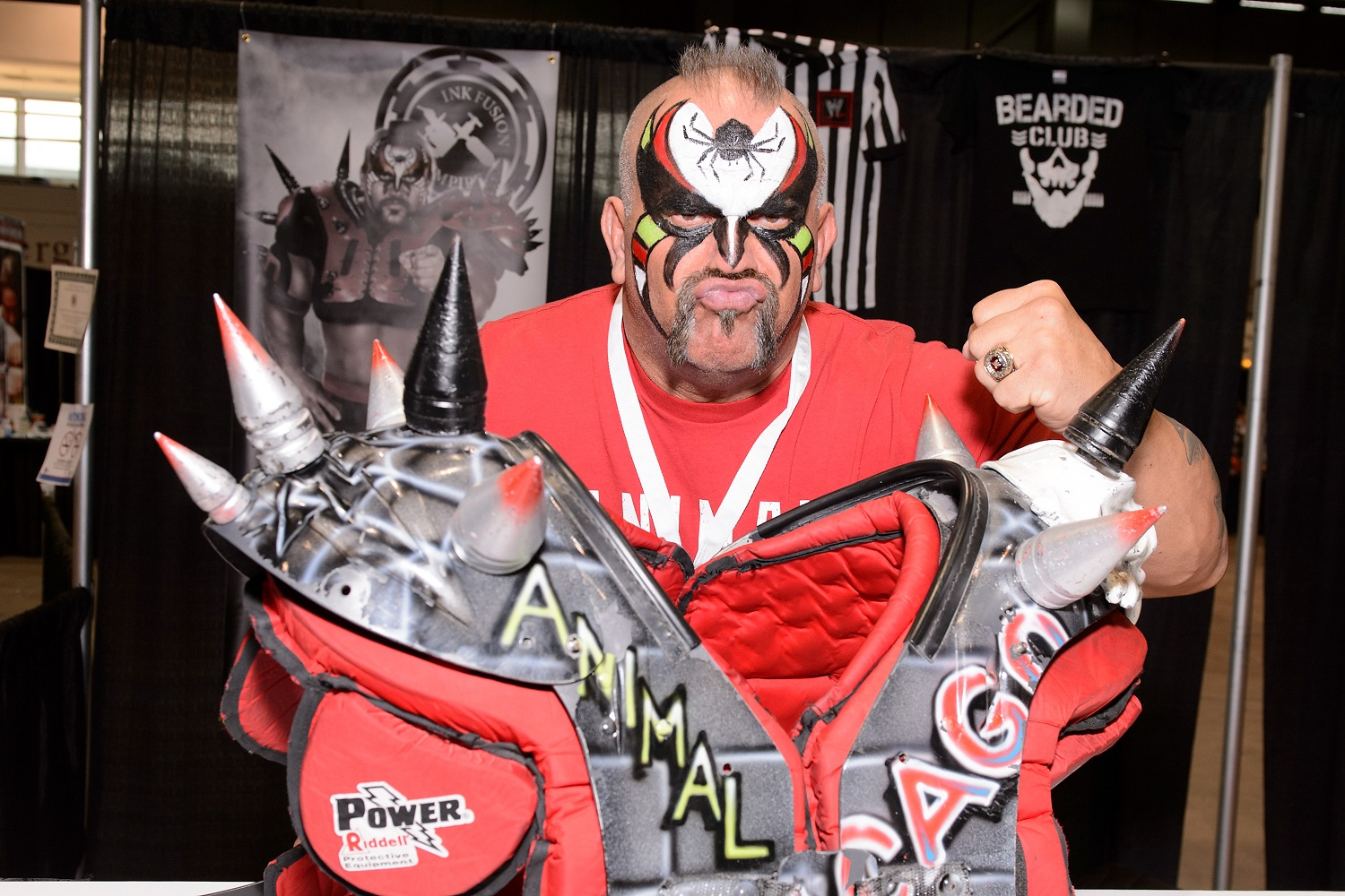 Road Warrior Animal Initially Wasn't Fond of the Gimmick That Helped Him Become a Pro Wrestling Icon