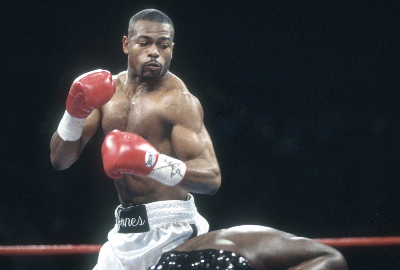 Roy Jones Jr. fires a warning to Mike Tyson